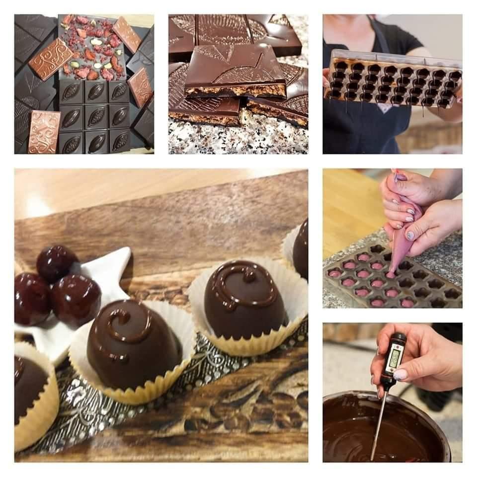 3-1 csokoládé kurzus Balatonlelle