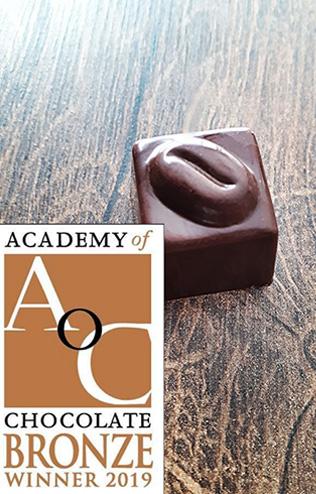 Csokoládé manufaktúra díj elismerés 12