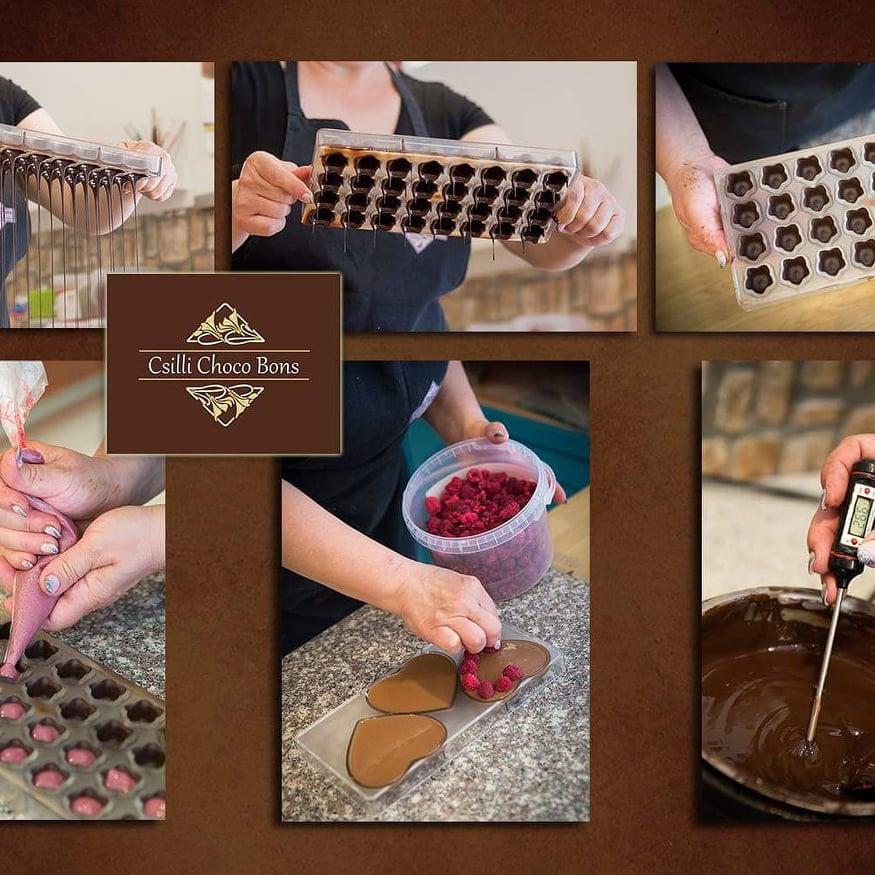 alap csokoládé kurzus